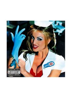 Blink-182 - Enema Of The State Vinyl LP Hot Topic Exclusive,