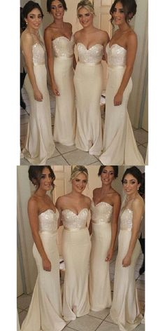 Wedding Party Dress Ivory Sexy Sweetheart Special Occasion Dress Pleat Bridesmaid Dresses Strapless Wedding Party Dresses Formal