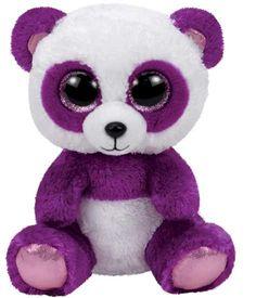 TY Beanie Boo Boom Boom de Panda 23cm