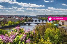 4* Central Prague Break, Executive Room, Welcome Drink & Flights
