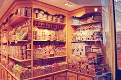 I am having the sudden urge to go to an old fashioned bulk candy shop..