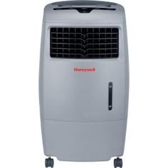 Lovely Honeywell 470 CFM 4 Speed Portable Evaporative Cooler For 250 Sq. Ft