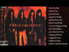 Firehouse : Best Firehouse Songs 2015 // Firehouse Greatest Hits New Son...