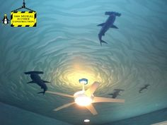 image detail for -childrens murals :: underwater mural picture