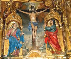 Miraculous Crucifix of Limpias, Spain - Jesus comes alive on the Cross in the presence of many during the year 1919