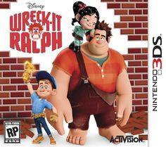 Wreck-It Ralph | REVIEW – Wreck-It Ralph (3DS) | NintendoFuse