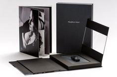 Professional USB & Keepsake Presentation Book for Images, Presentations and Slideshows   AsukaBook USA