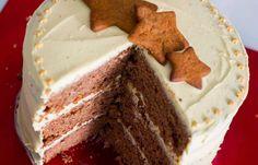 Layer Cake Chocolate Blanco y Nutella