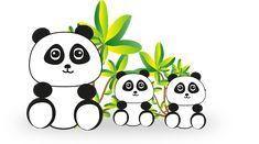 Панда, Панда Мечка, Понесе