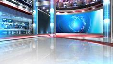 virtual studio screen kostenlos sets stream backgrounds greenscreen chroma key template radio television motion reality dj