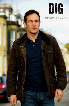 19 best Jason Issacs   DIG images on Pinterest   Jason isaacs     Submission by MSAINT  BBC   Case Histories   Jackson Brodie   Jason Isaacs  wears a Barbour Trooper  I had the pleasure of working with Jason on the  Showtime