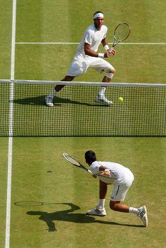 Novak Djokovic - The Championships - Wimbledon 2013: Day Eleven