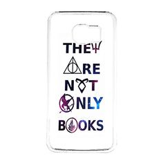 FRZ-They Are Not Only Books Galaxy S6 Case Fit For Galaxy S6 Hardplastic Case White Framed FRZ http://www.amazon.com/dp/B016ZBRTGA/ref=cm_sw_r_pi_dp_tLRnwb1BW7M8A