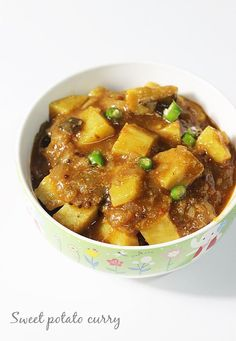 Sweet potato curry can be made to accompany rice or chapathi.  Sweet potatoes are rich in iron, vitamin B, C, D and have many health benefits. They are good for folks of all age groups. Though they are high in carbs, due to their high fiber, they don't spike the sugar levels even in …
