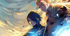 Naruto and Sasuke Wallpaper - Wallpaper Sun