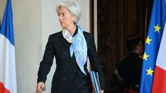 BBC - Culture - Christine Lagarde: Dressing all the way to the bank