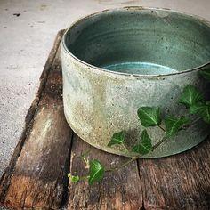 Planter   #lunaceramics #planter #handmadeplanters #green #pottedplantslunaceramics