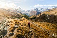 5-Seenweg Zermatt Zermatt, Wallis, Seen, Ursula, Places To Go, Road Trip, Around The Worlds, Hiking, Camping