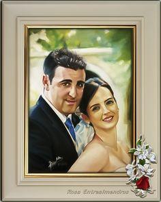 Fernando y Aurora by RosaEntrealmendros.deviantart.com on @deviantART