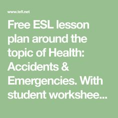 Pdfcd cambridge interchange intro teacher book 4th edition with free esl lesson plan around the topic of health accidents emergencies with student fandeluxe Image collections