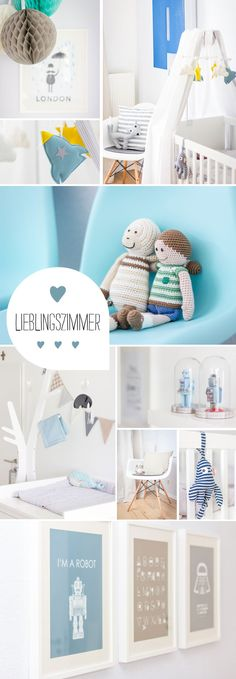 Favorite room: Visiting Dani and little Paul (sanvie mini) - Kids - Babyzimmer Baby Boy Toys, Baby Kids, Baby Baby, Ikea Trofast, Baby Zimmer, Colourful Cushions, Kids Room Design, Kidsroom, Kids Decor