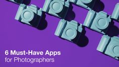 Whether you're a beginner or a seasoned professional, these are the photography apps that you need to know about.