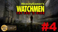 Watchmen The End is Nigh Part 1 Gameplay Walkthrough (PC) Chapter 4