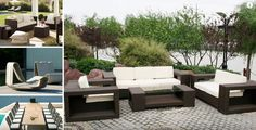 New Outdoor Furniture Collection