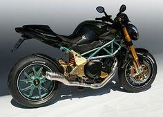 MV Agusta Brutale 910 GP by Moto Corse - via Planet Japan Blog