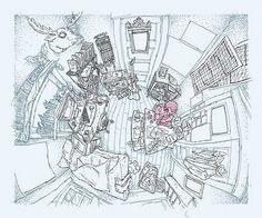 Barry Bruner Illustration: January 2011