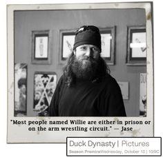 Duck Dynasty...