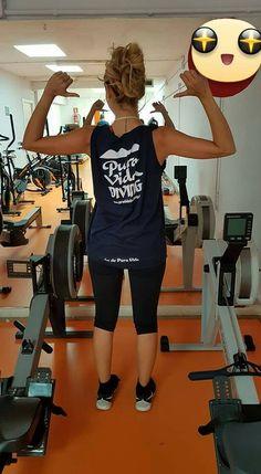 Puro Gym , pura vidaaaaaaaa , gracias Oihane !!!