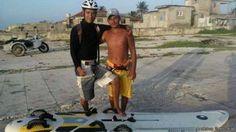 Jorge Armando y su primo Humberto