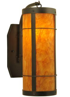 6 Inch W Villa Wall Sconce - 6 Inch W Villa Wall Sconce Theme: RUSTIC MISSION LODGE ACRYLIC Product Family: Villa Product Type: WALL SCONCES Product Application: ONE LIGHT Color: Bulb Type: MED Bulb Quantity: 1 Bulb Wattage: 60 Product Dimensions: 17H x 6W x 11.5DPackage Dimensions: NABoxed Weight: 4? lbsDim Weight: 34 lbsOversized Shipping Reference: NAIMPORTANT NOTE: Every Meyda Tiffany item is a unique handcrafted work of art. Natural variations in the wide array of materials that we use…