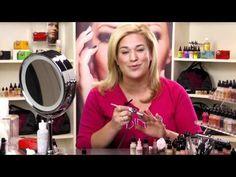 Highlighting and Contouring Using Your Dinair Airbrush Makeup - YouTube