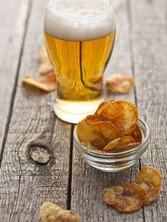 Pommes chips maison