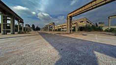 Former factory. Tiraspol, Transnistria by koos.fernhout