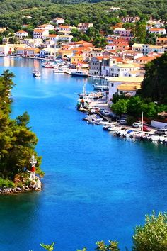 Paxos Island,  Ionian Sea, Greece