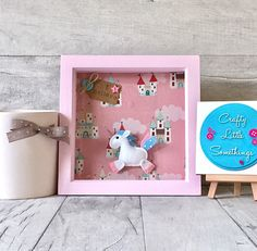 A personal favourite from my Etsy shop https://www.etsy.com/uk/listing/531117723/unicorn-picture-gift-personalised