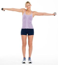 These three-move workouts are designed to sculpt rock-star arms and shoulders fast, no matter what your fitness level.