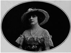 Linda Arvidson (12 July 1884 – 26 July 1949) was an American actress in silent films.. 1st wife of D.W. Griffith