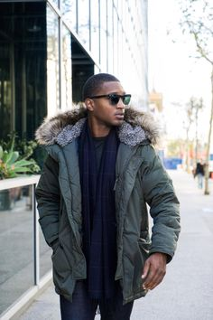 Look cool, not cold. Bundle up in our stylish Down Jacket.