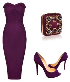 Purple glam by xxlove-fashionxx on Polyvore featuring Christian Louboutin and Manolo Blahnik on the lookout for limited offer,no duty and free shipping.#shoes #womenstyle #heels #womenheels #womenshoes #fashionheels #redheels #louboutin #louboutinheels #christanlouboutinshoes #louboutinworld #manoloblahnikheelschristianlouboutin