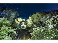 """Le séjour de Philippe Echaroux chez les Suruis a duré sept jours. Ses hôtes ont été """"amusés"""" par les images, relate le photographe. """"Beaucoup ne sont jamais sortis de leur territoire et n'avaient jamais vu de photos auparavant. Certains, comme le chef Almir ou le responsable de la reforestation – un Indien étonnamment appelé 'Agammemnon' – ont quant à eux eu l'occasion de découvrir le monde extérieur."""""""