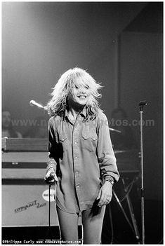 Blondie at Nijmegen 1978
