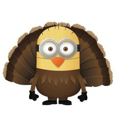 turkey minion
