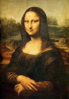Voorbeeld van een 'centrale compositie' aandacht naar het midden van het kunstwerk