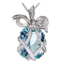 Image result for most beautiful aquamarine jewelry designs