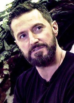Beautiful bearded Richard