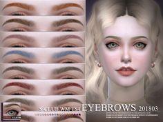 S-Club WM ts4 Eyebrows 201803